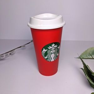Starbucks reusable coffee cup 16 oz